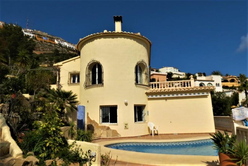 Villa  in Cumbre Del Sol, Costa Blanca (cbde1435) - 35