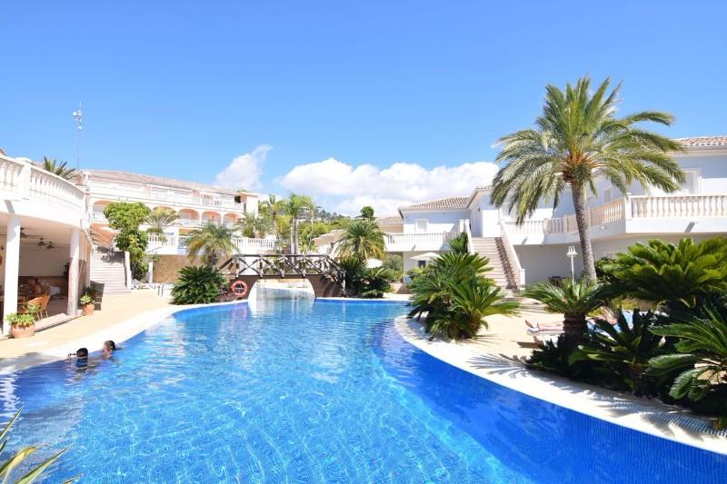 Apartment  in Benissa, Costa Blanca (cbd1404) - 1