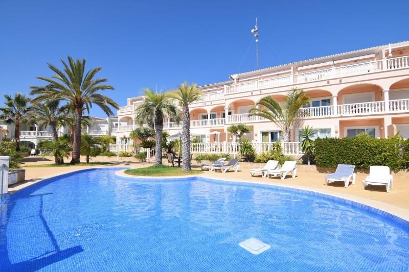 Apartment  in Benissa, Costa Blanca (cbd1416) - 2