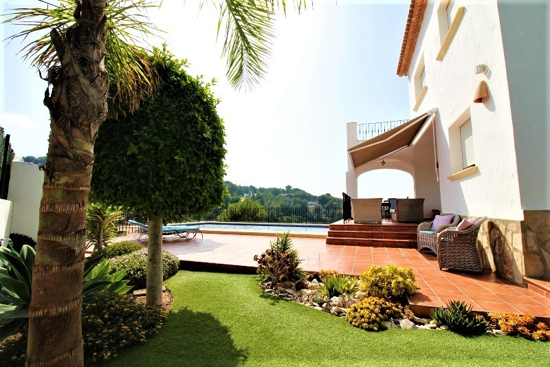 Villa  in Moraira, Costa Blanca (cbde1426) - 5