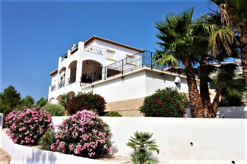 Villa  in Moraira, Costa Blanca (cbde1426) - 3