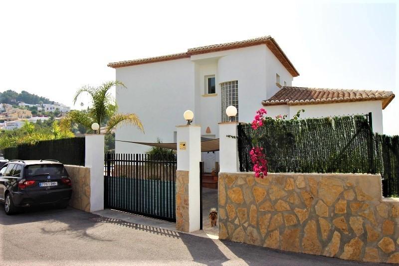Villa  in Moraira, Costa Blanca (cbde1426) - 28