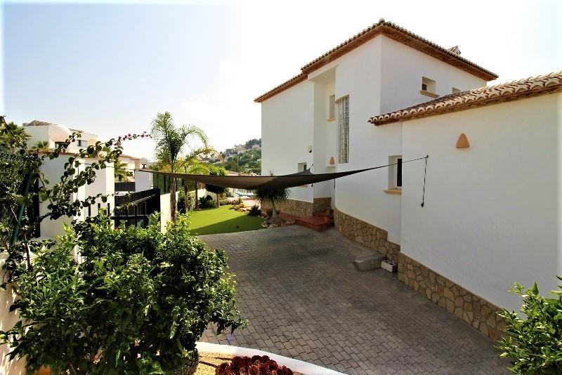 Villa  in Moraira, Costa Blanca (cbde1426) - 29