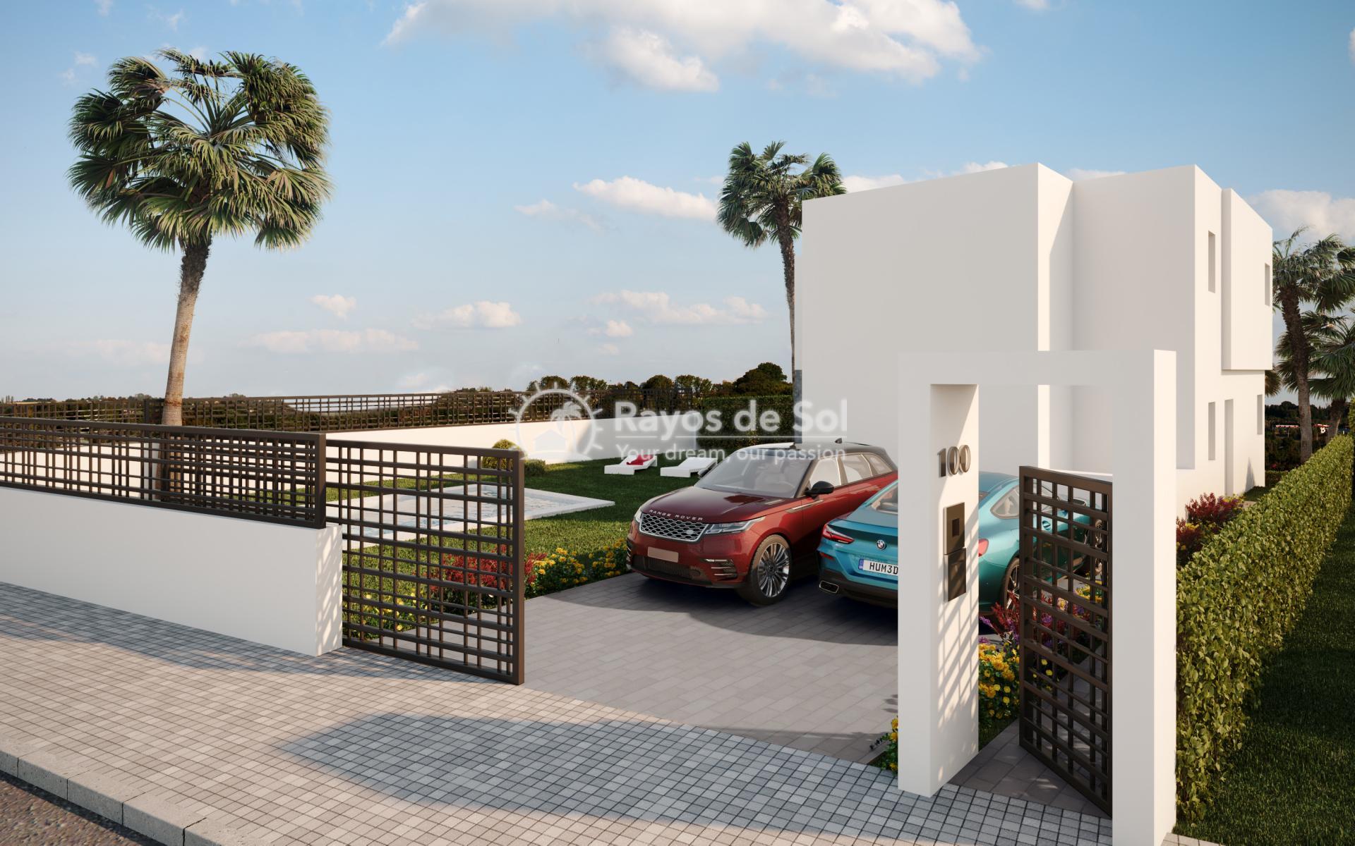Luxury newbuild villa in La Finca Golf, Algorfa, Costa Blanca (LFPADI) - 2