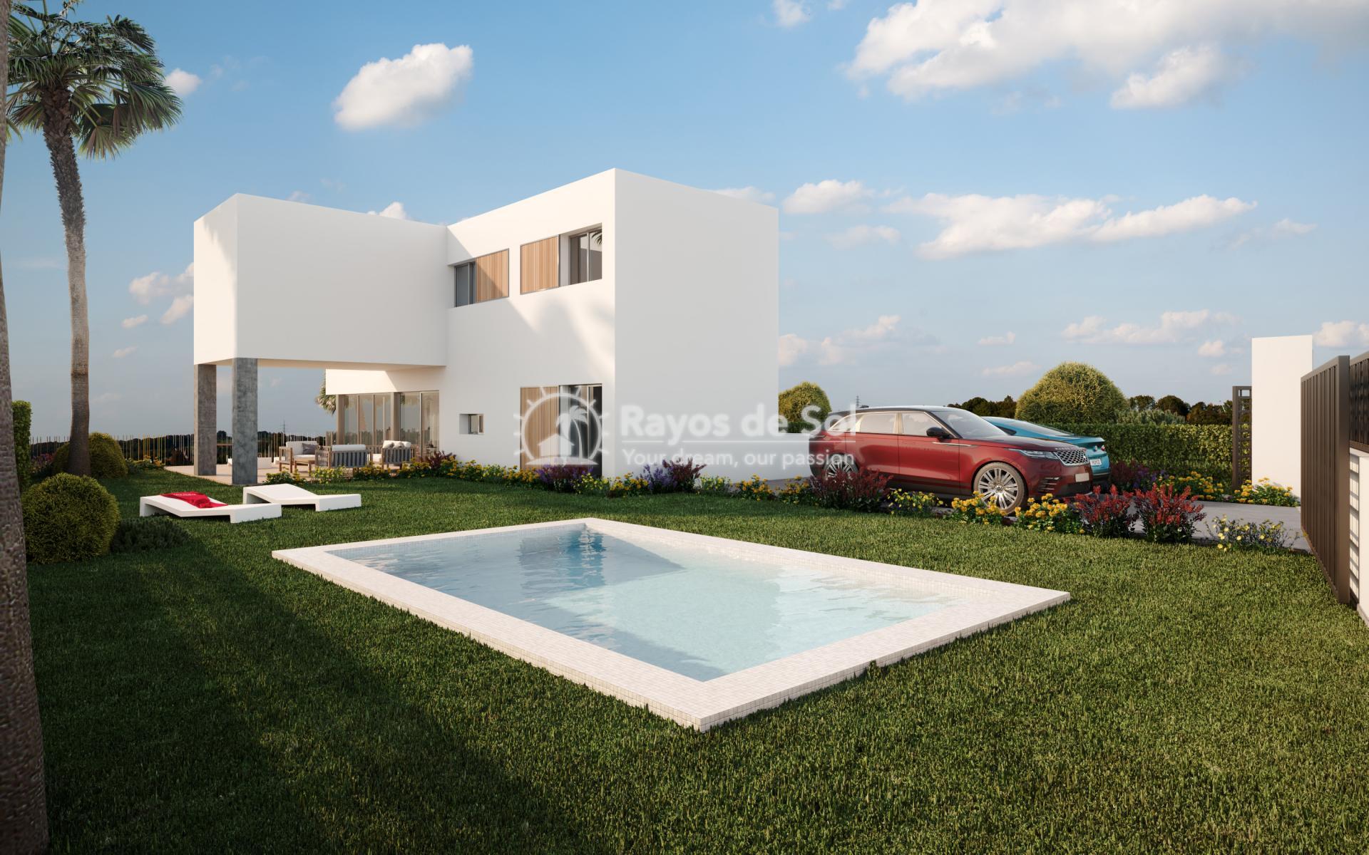 Luxury newbuild villa in La Finca Golf, Algorfa, Costa Blanca (LFPADI) - 5