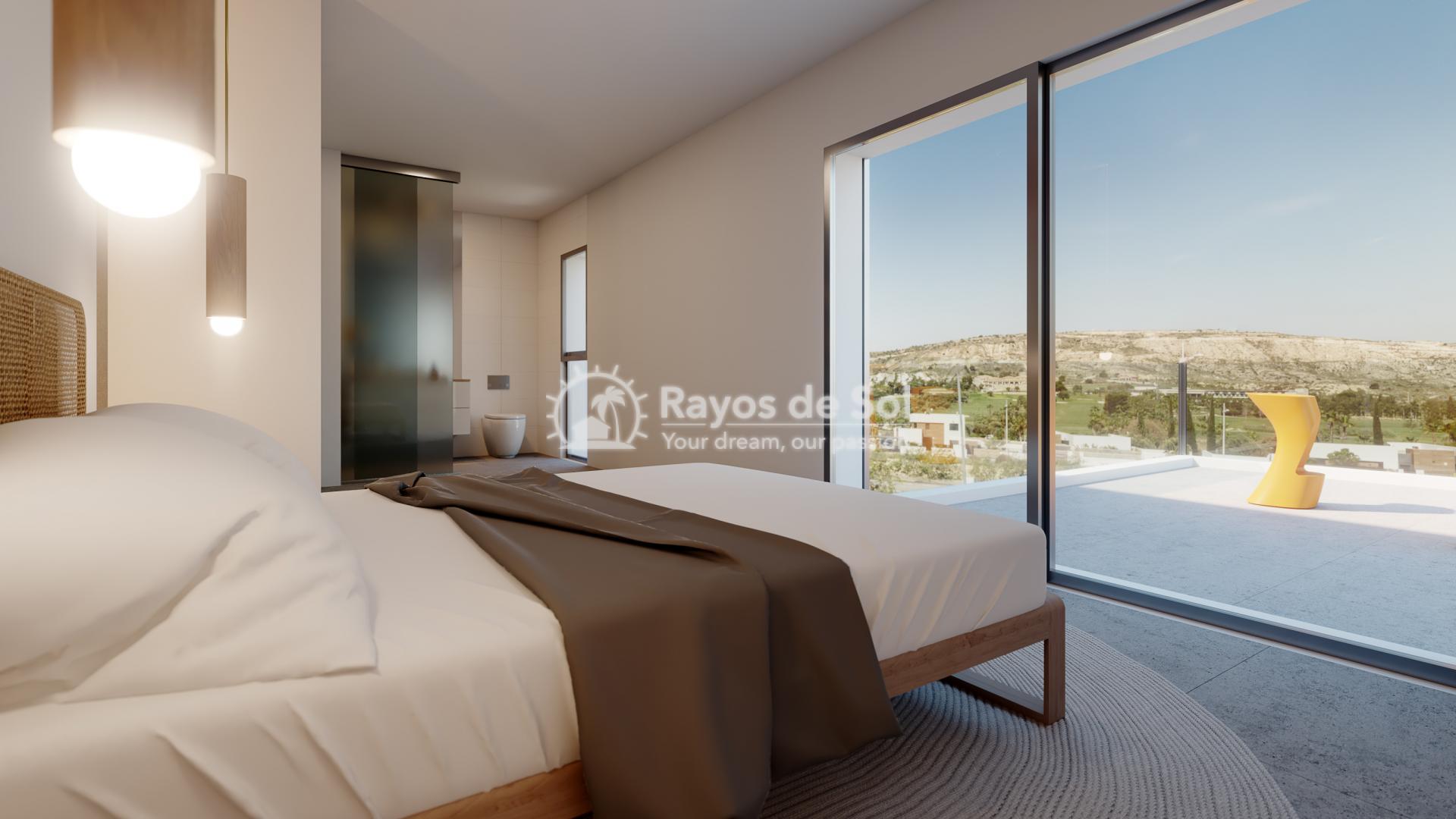 Luxury newbuild villa in La Finca Golf, Algorfa, Costa Blanca (LFPADI) - 13