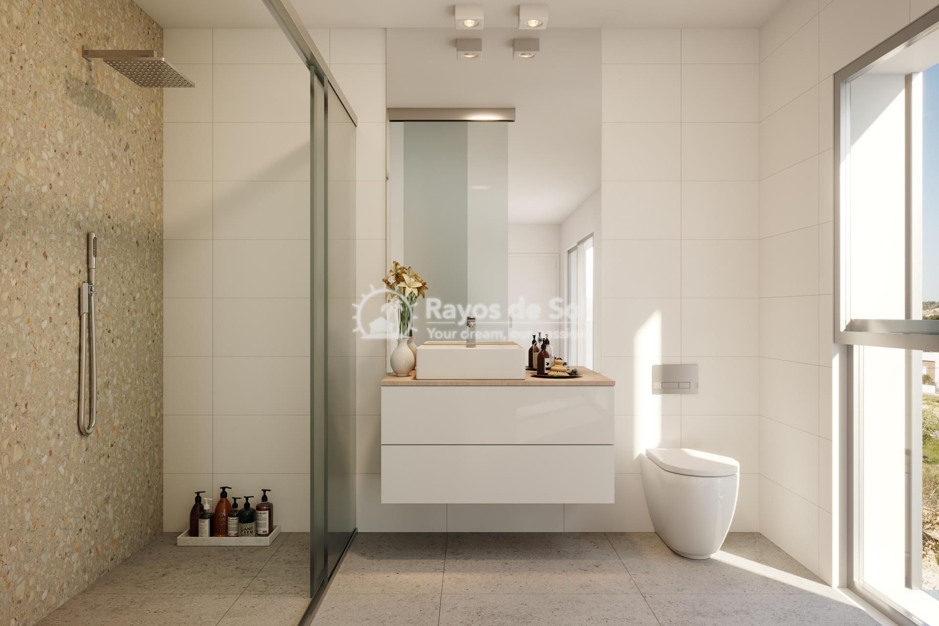 Luxury newbuild villa in La Finca Golf, Algorfa, Costa Blanca (LFPADI) - 17