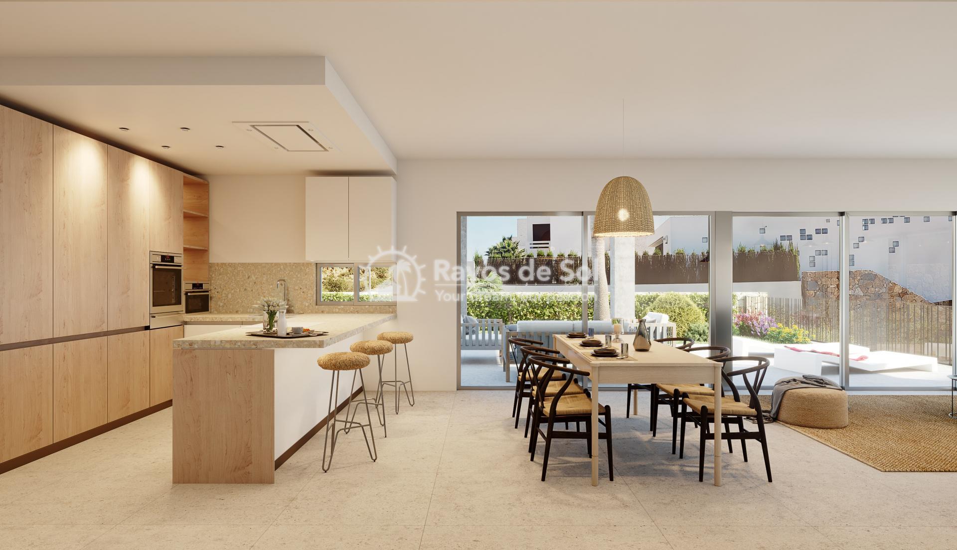Luxury newbuild villa in La Finca Golf, Algorfa, Costa Blanca (LFPADI) - 7