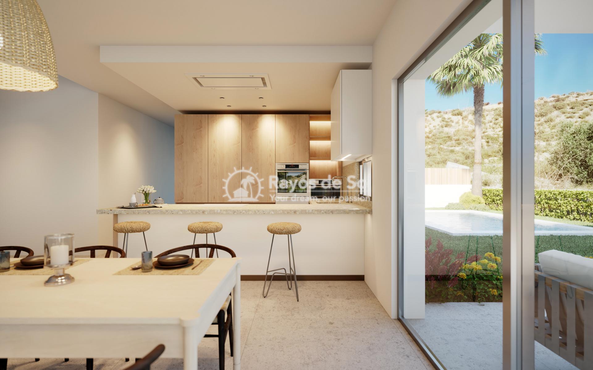 Luxury newbuild villa in La Finca Golf, Algorfa, Costa Blanca (LFPADI) - 12