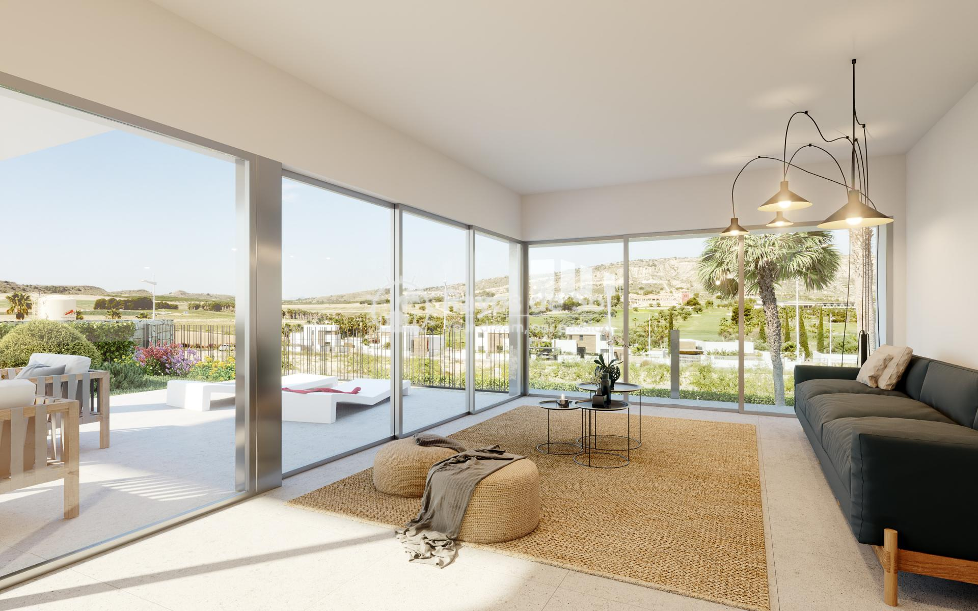 Luxury newbuild villa in La Finca Golf, Algorfa, Costa Blanca (LFPADI) - 10