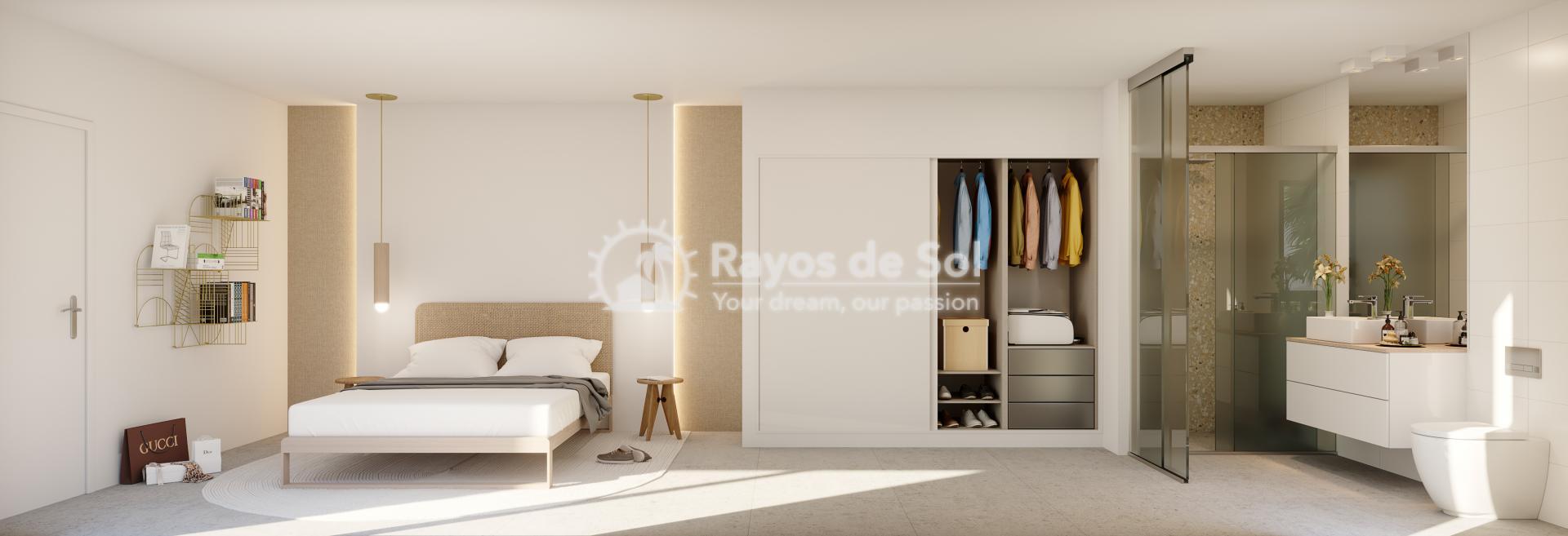 Luxury newbuild villa in La Finca Golf, Algorfa, Costa Blanca (LFPADI) - 16
