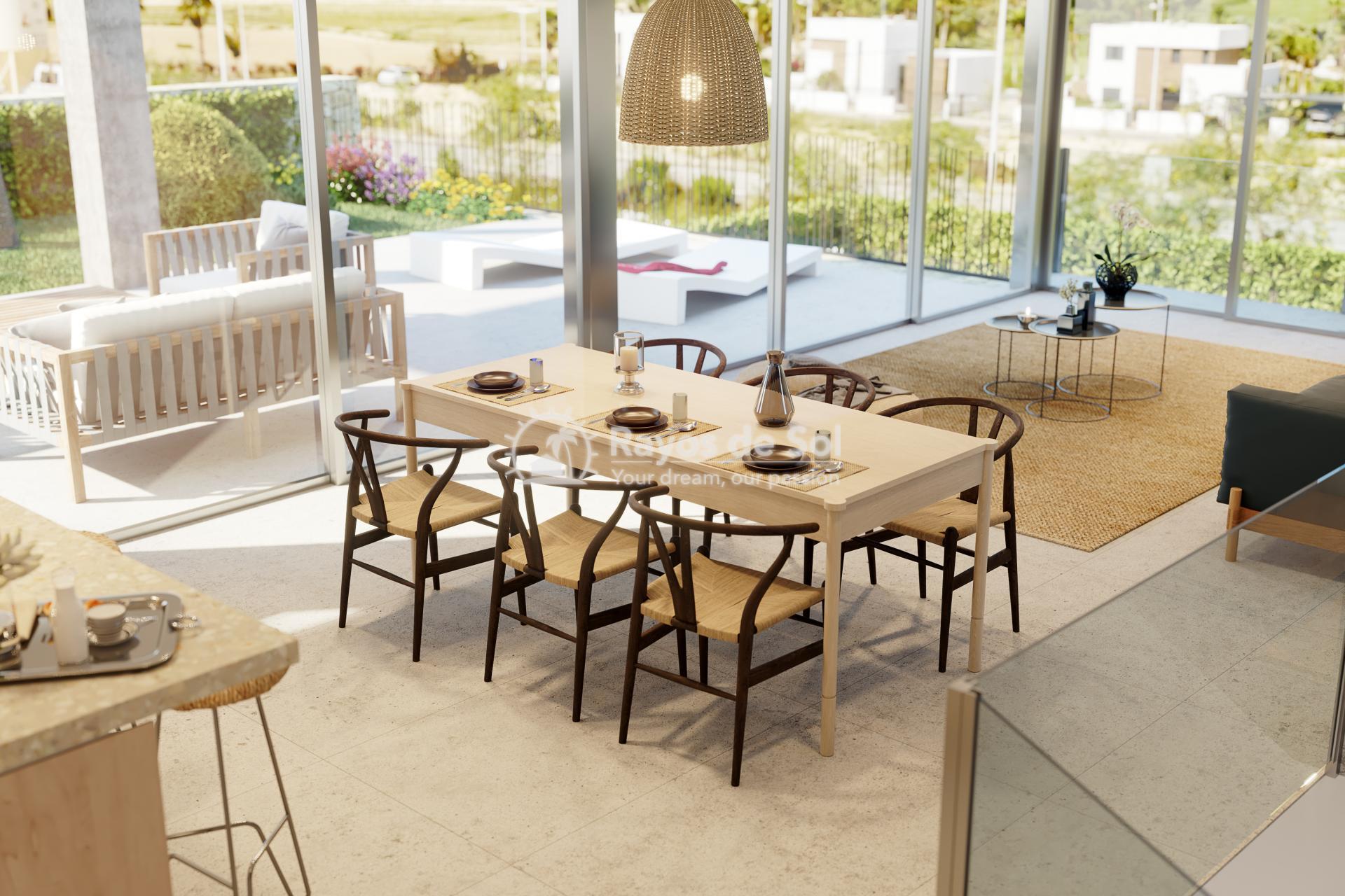 Luxury newbuild villa in La Finca Golf, Algorfa, Costa Blanca (LFPADI) - 11