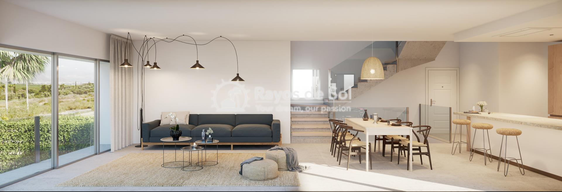 Luxury newbuild villa in La Finca Golf, Algorfa, Costa Blanca (LFPADI) - 9