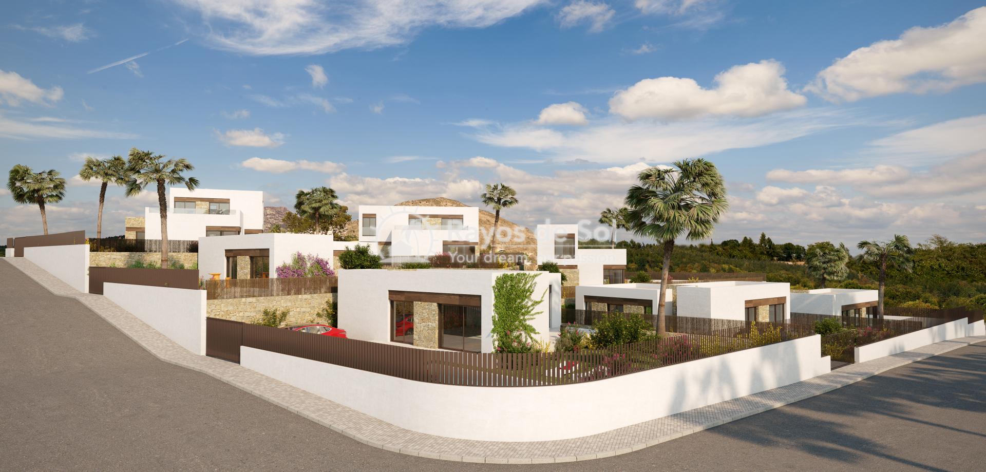 Luxury detached villas  in Finestrat, Costa Blanca (FIPACA3-2V) - 5