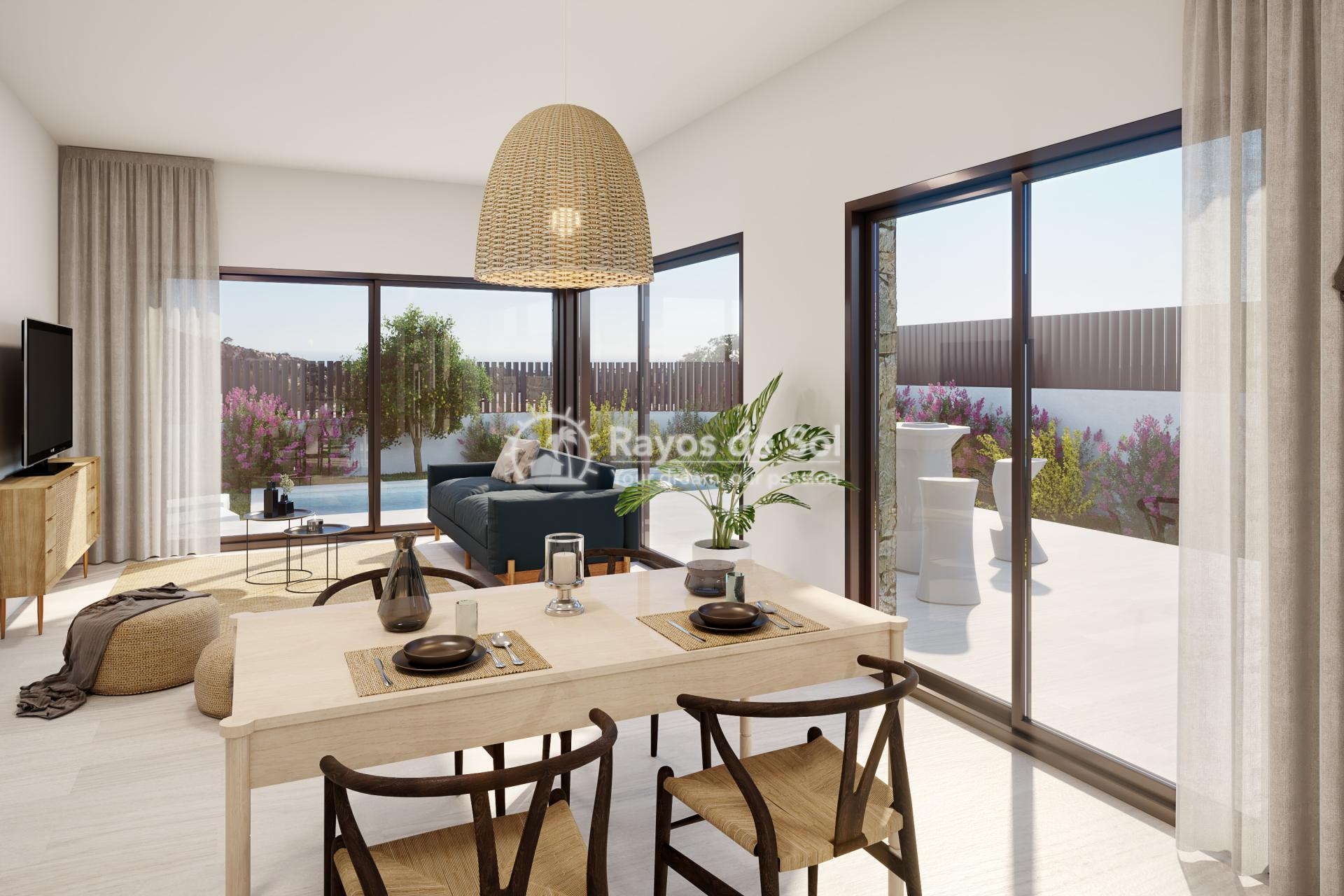 Luxury detached villas  in Finestrat, Costa Blanca (FIPACA3-2V) - 8