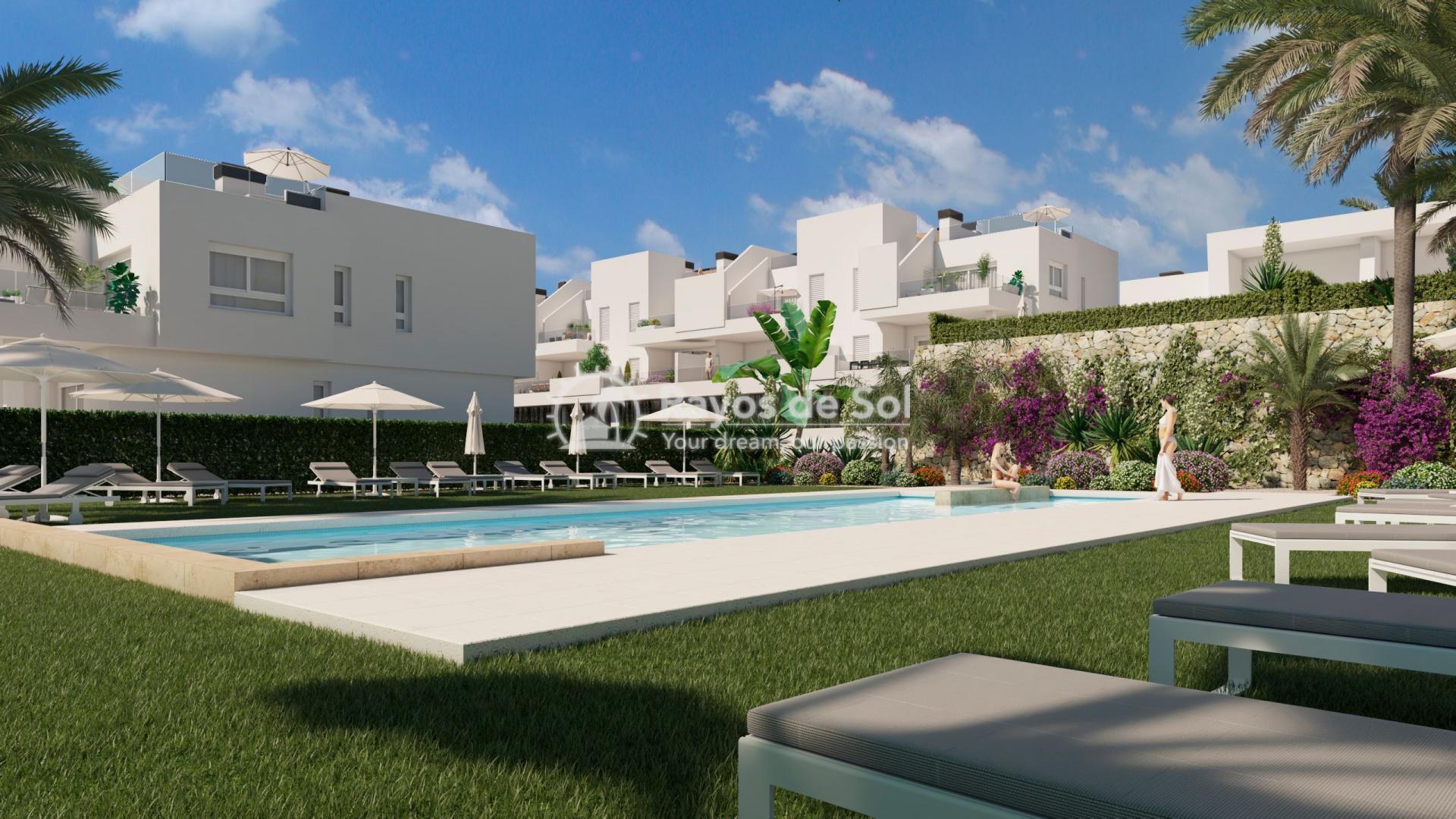 Detached villa in La finca Golf, Algorfa, Costa Blanca (LFPAGRAN) - 6
