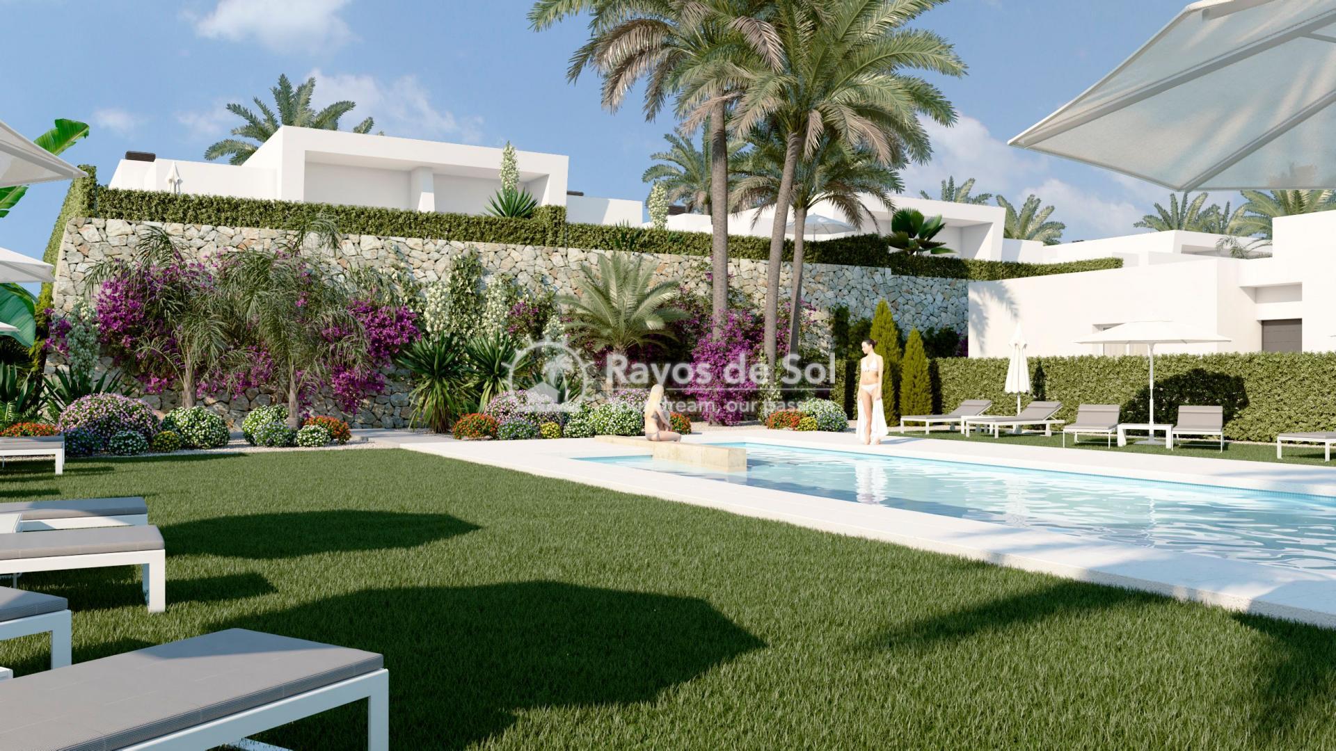 Detached villa in La finca Golf, Algorfa, Costa Blanca (LFPAGRAN) - 7