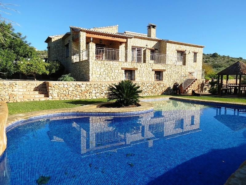 Villa  in Teulada, Costa Blanca (cbd1239i) - 1