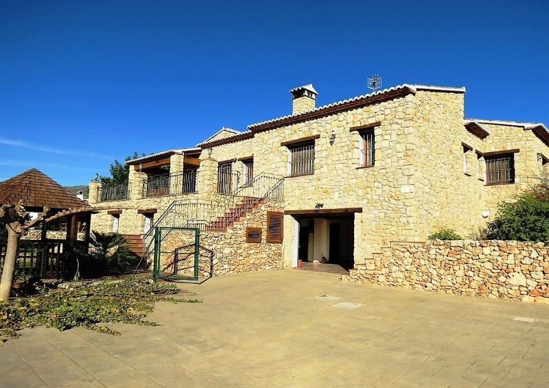Villa  in Teulada, Costa Blanca (cbd1239i) - 3
