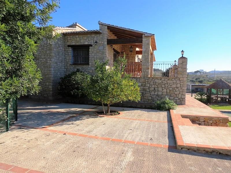 Villa  in Teulada, Costa Blanca (cbd1239i) - 7