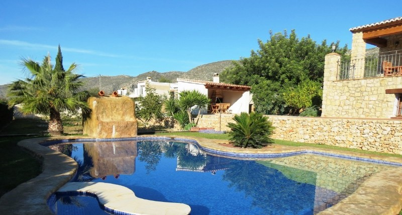 Villa  in Teulada, Costa Blanca (cbd1239i) - 9