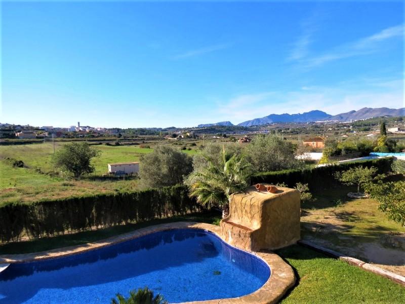 Villa  in Teulada, Costa Blanca (cbd1239i) - 23