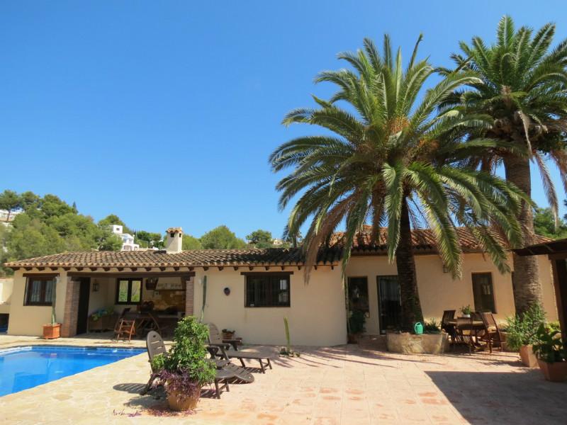 Villa  in Benissa, Costa Blanca (cbd780x) - 30