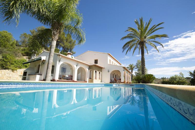 Villa  in Benissa, Costa Blanca (cbd938x) - 1