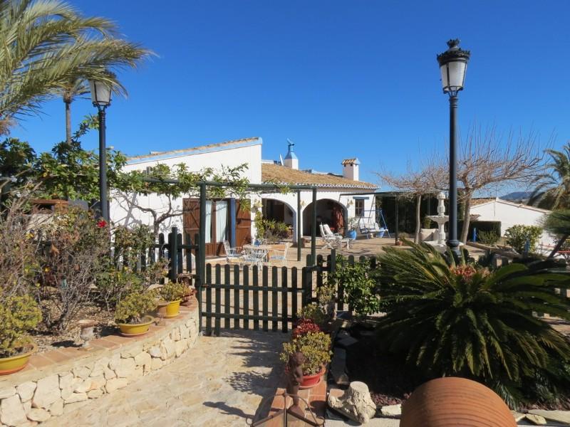 Villa  in Benissa, Costa Blanca (cbde1261x) - 2