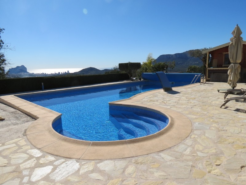 Villa  in Benissa, Costa Blanca (cbde1261x) - 1