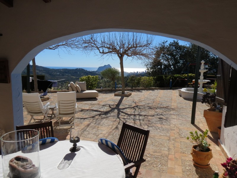 Villa  in Benissa, Costa Blanca (cbde1261x) - 4