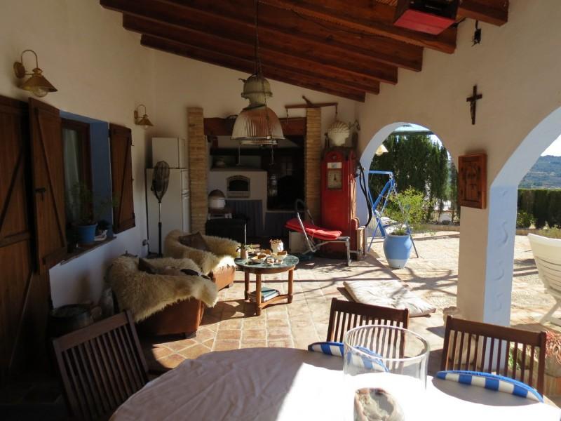 Villa  in Benissa, Costa Blanca (cbde1261x) - 5