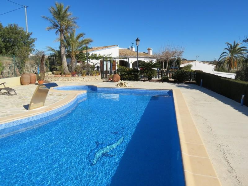 Villa  in Benissa, Costa Blanca (cbde1261x) - 8