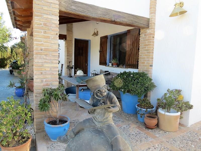 Villa  in Benissa, Costa Blanca (cbde1261x) - 22