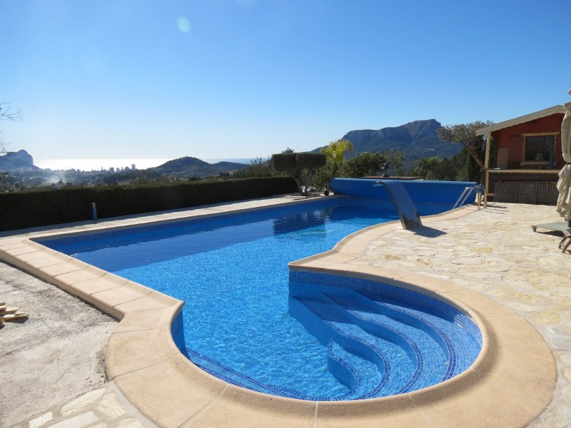 Villa  in Benissa, Costa Blanca (cbde1261x) - 29