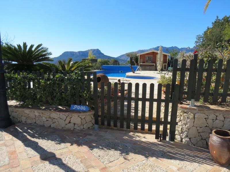 Villa  in Benissa, Costa Blanca (cbde1261x) - 28