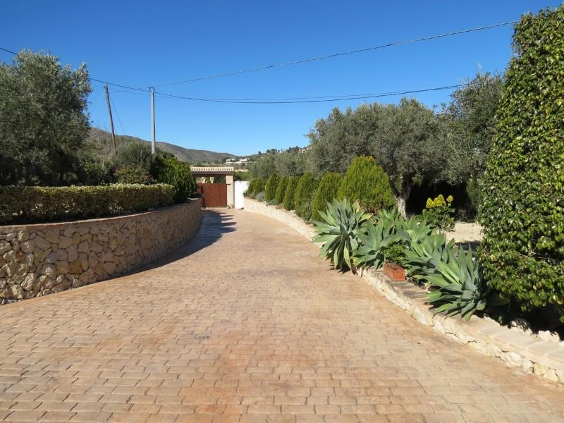 Villa  in Benissa, Costa Blanca (cbde1261x) - 30