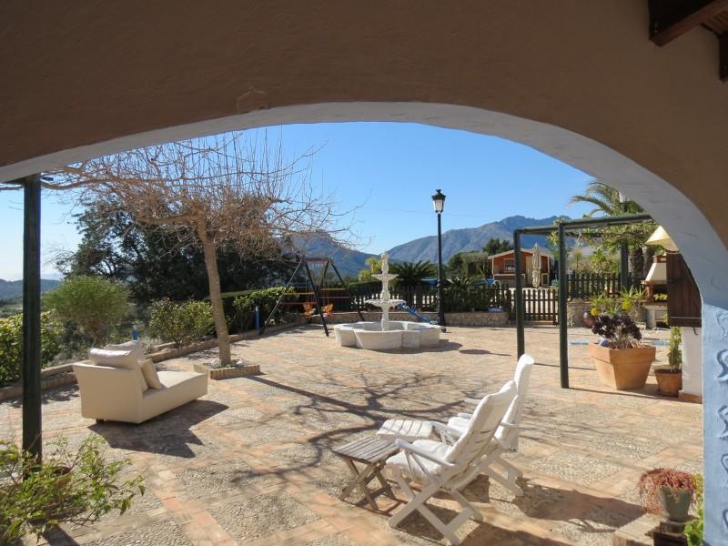 Villa  in Benissa, Costa Blanca (cbde1261x) - 33