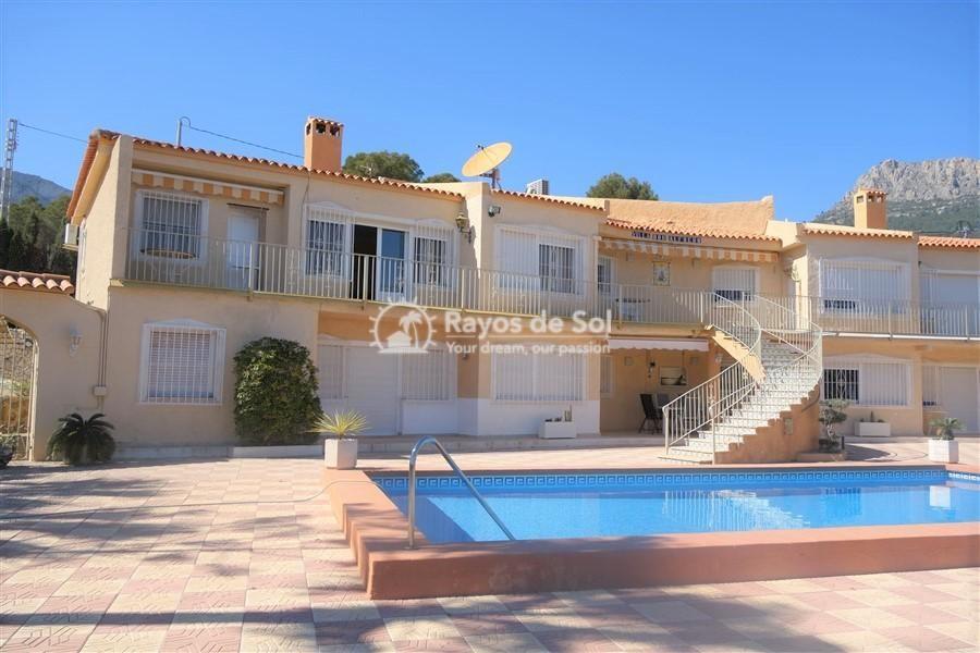 Apartment  in Calpe, Costa Blanca North (2921) - 1