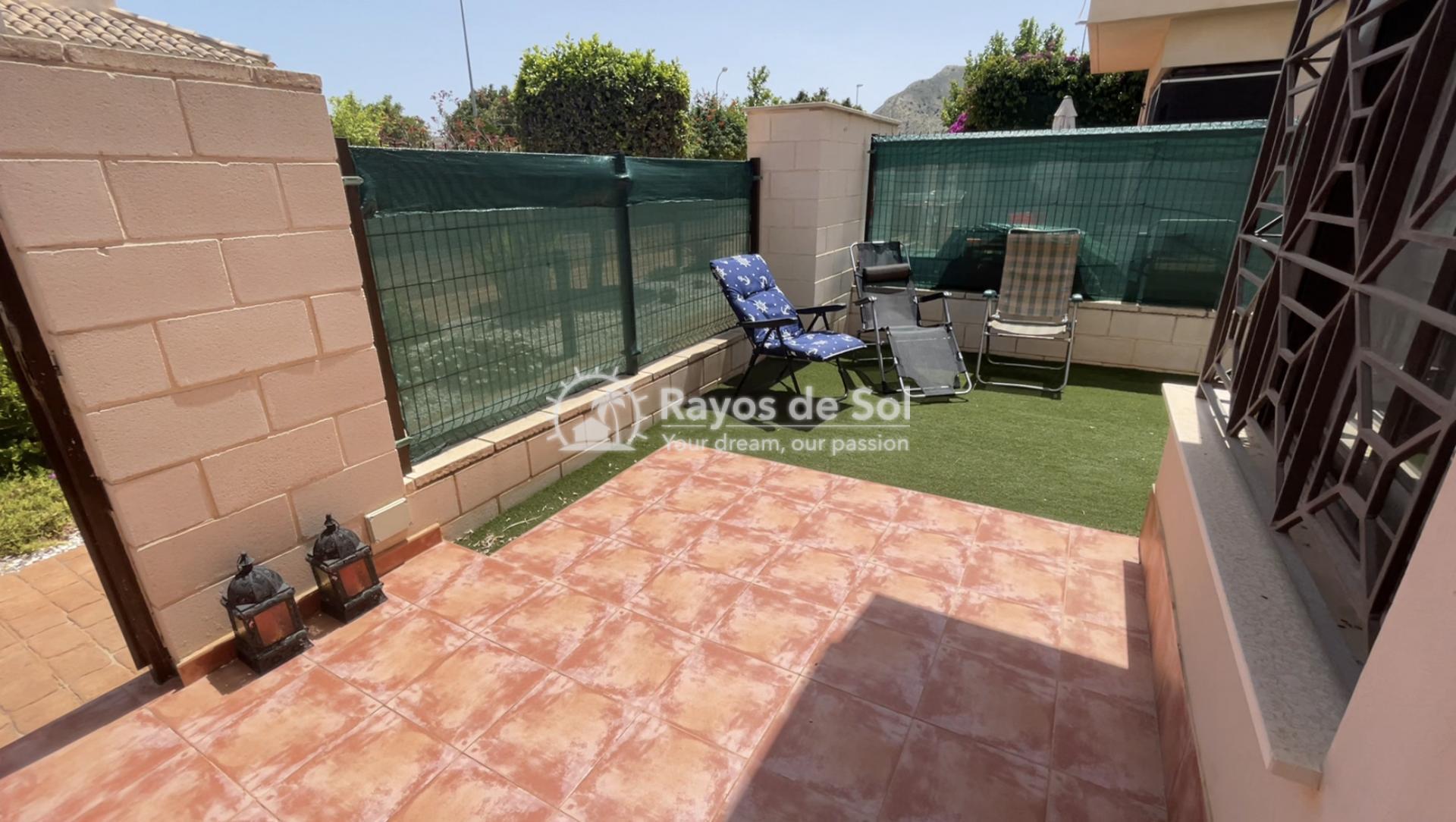 Quadvilla  in San Cayetano, Costa Cálida (SCRE0045) - 20