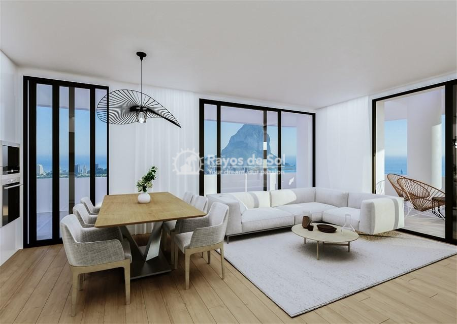Apartment  in Calpe, Costa Blanca North (3104) - 5