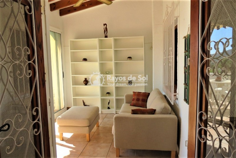 House  in Moraira, Costa Blanca (cbd1392) - 7