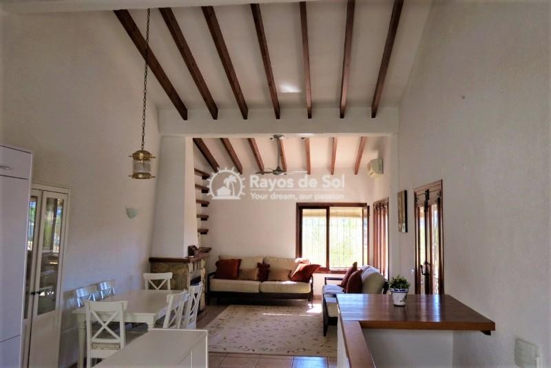 House  in Moraira, Costa Blanca (cbd1392) - 9
