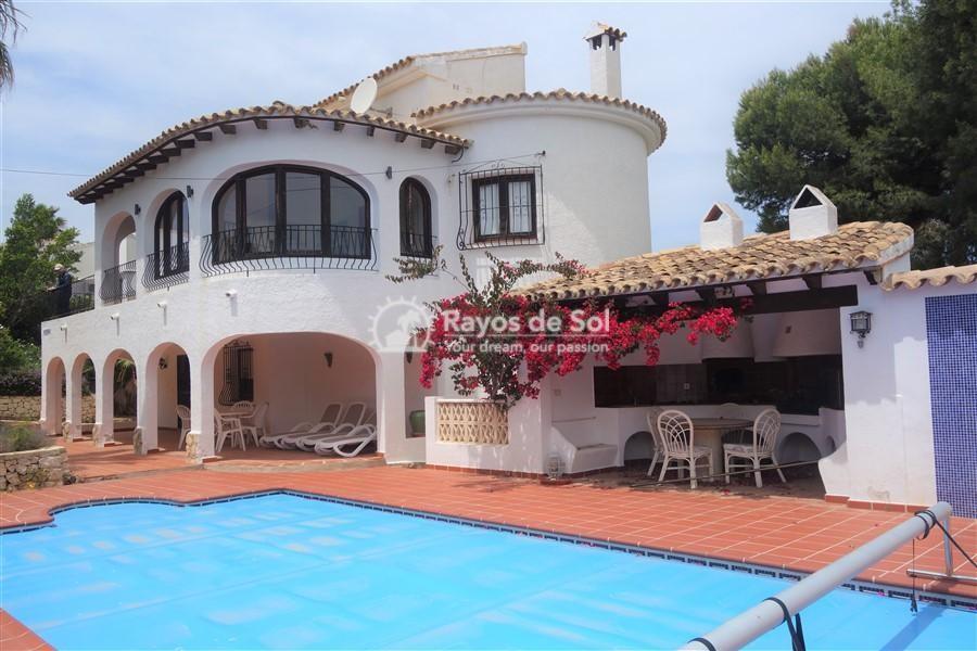 Villa  in Benissa, Costa Blanca (3088) - 1