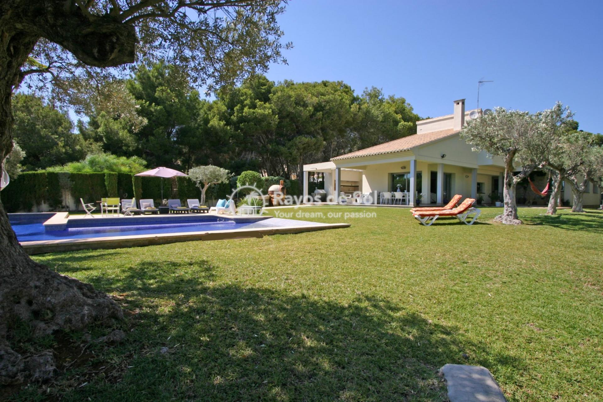 Villa  in Moraira, Costa Blanca (3226) - 1