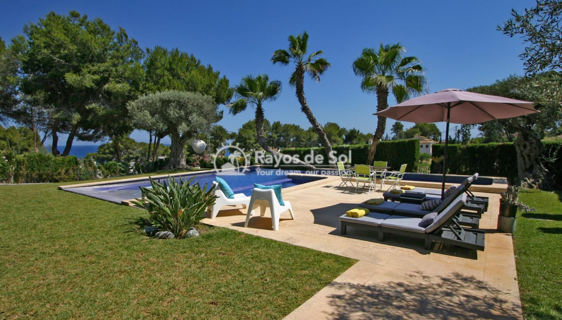 Villa  in Moraira, Costa Blanca (3226) - 2