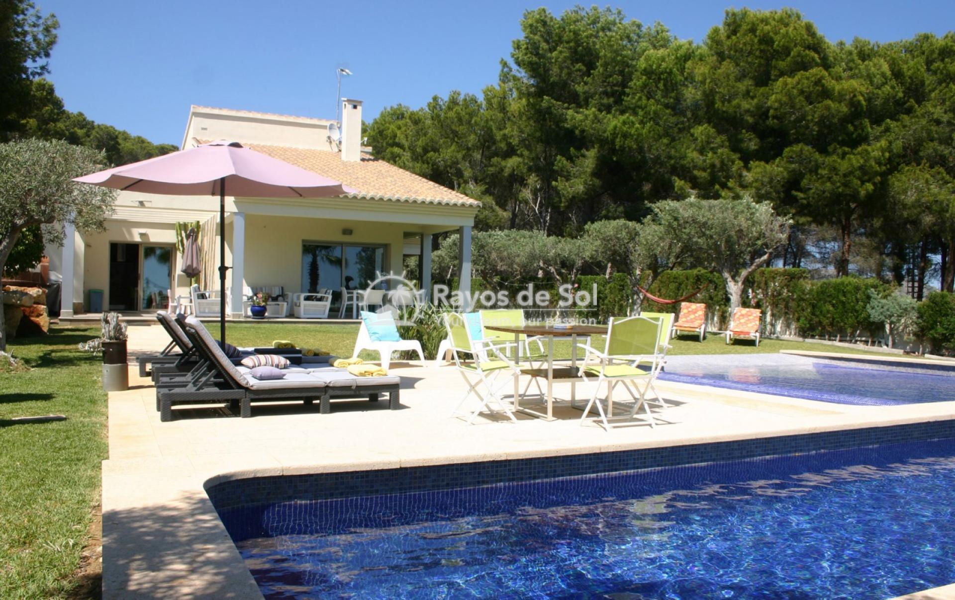 Villa  in Moraira, Costa Blanca (3226) - 5