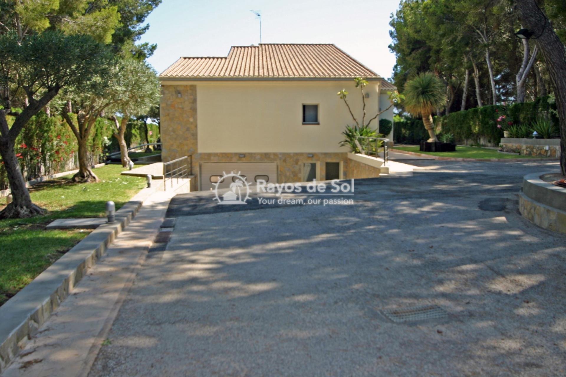Villa  in Moraira, Costa Blanca (3226) - 11