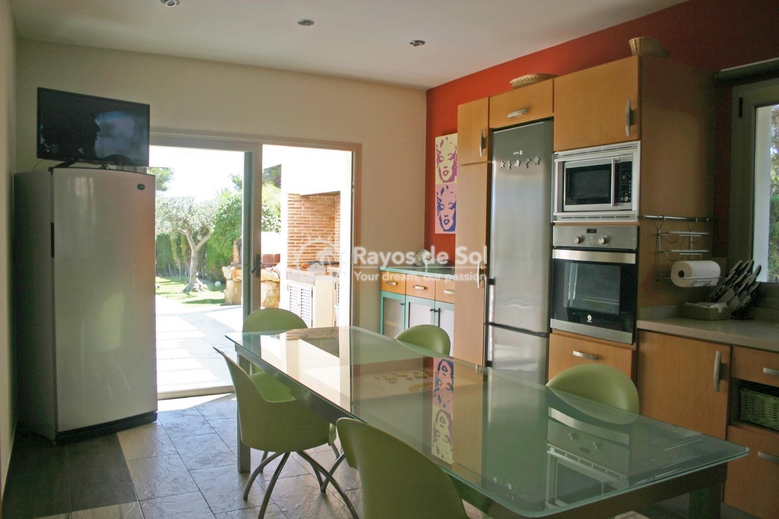 Villa  in Moraira, Costa Blanca (3226) - 12