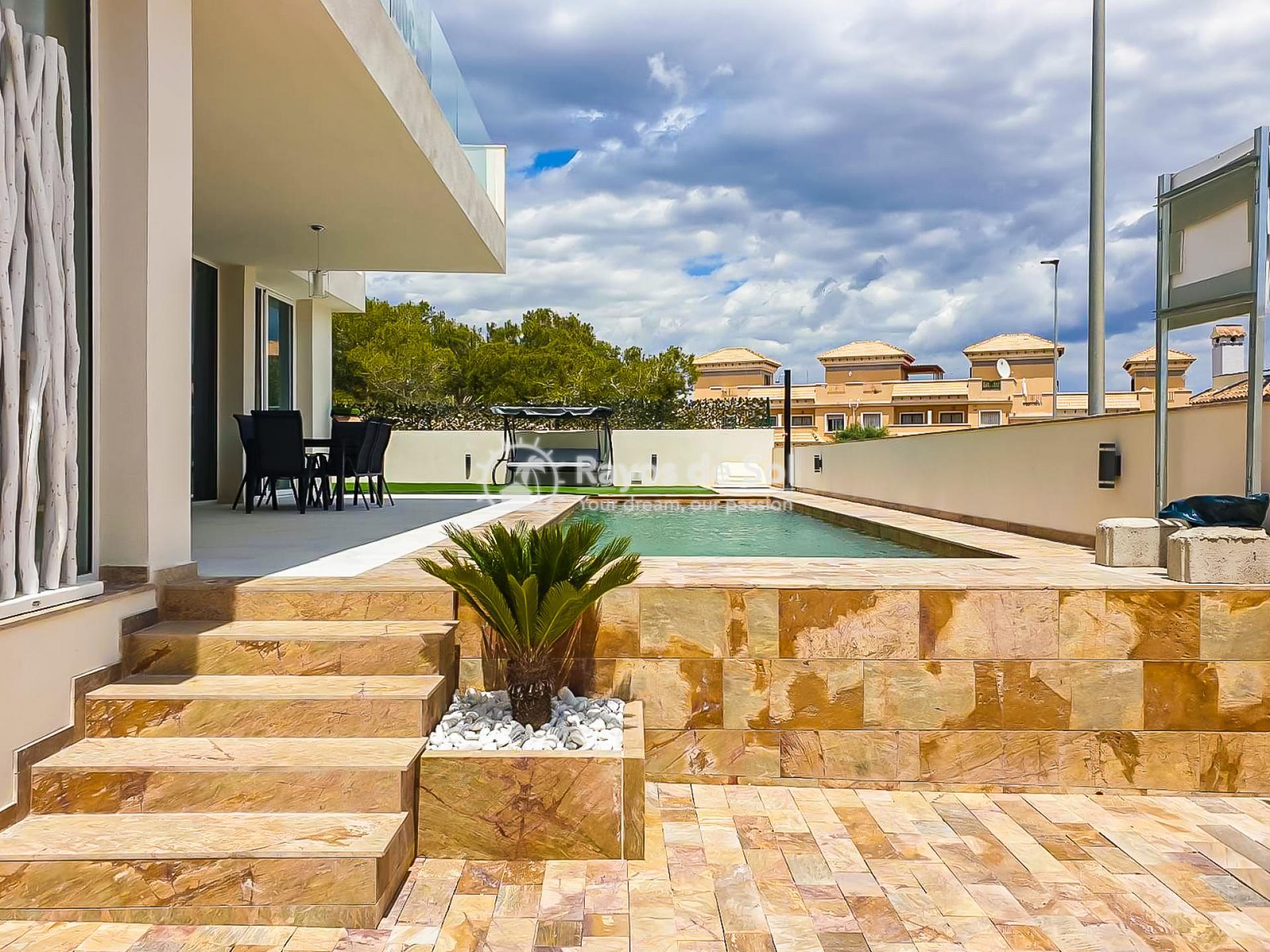 Detached villa  in Villamartin, Orihuela Costa, Costa Blanca (VIATAH3-3V) - 9